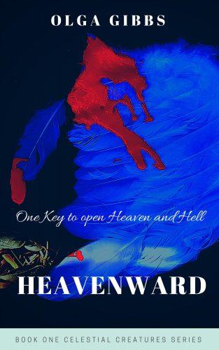 Book Cover | Heavenward by Olga Gibbs