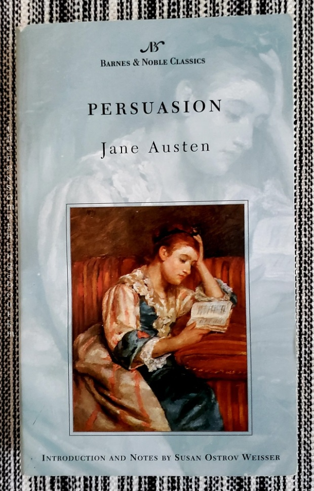 Persuasion | Barnes and Noble | Book Cover