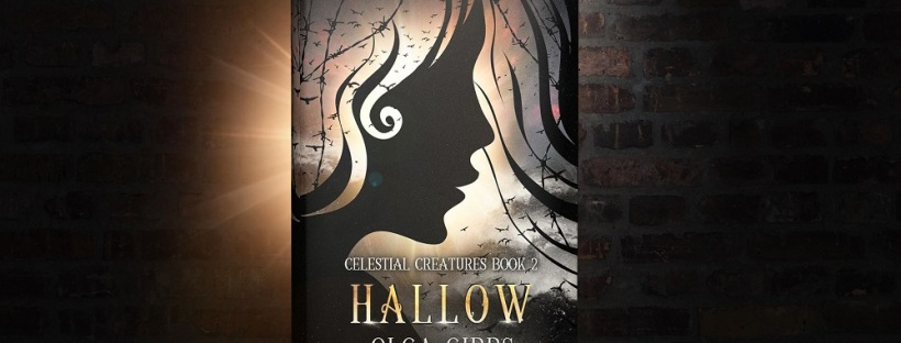 Book Cover | Hallow by Olga Gibbs