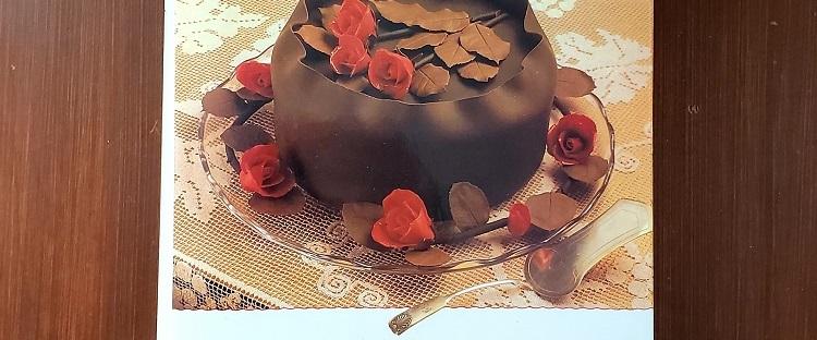 From My Bookshelf   The Cake Bible   Rose Levy Beranbaum