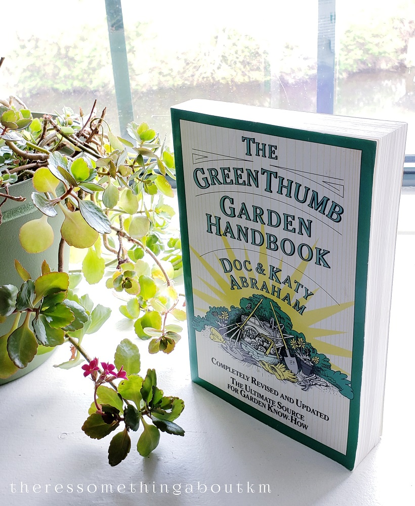 From My Bookshelf | The Green Thumb Garden Handbook | Doc & Katy Abraham