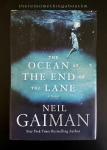 From My Bookshelf | The Ocean at the End of the Lane | Book Cover