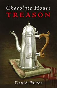 Chocolate House Treason | David Fairer | Book Cover
