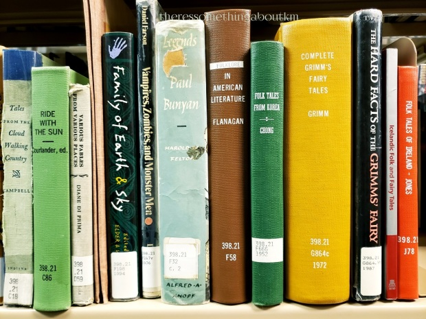Maine State Library Stacks | Folklore I | Fairy Tales