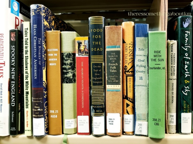 Maine State Library Stacks | Folklore II | Fairy Tales