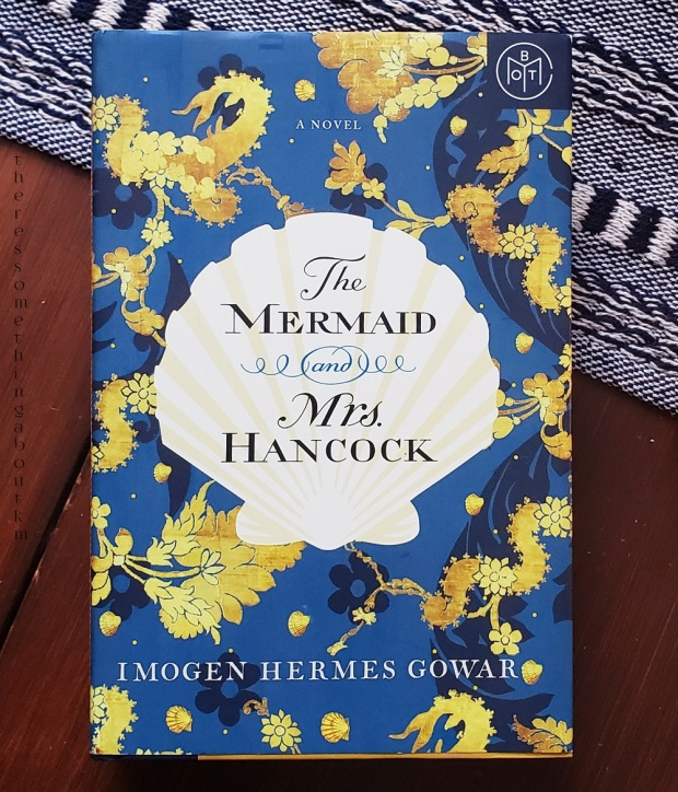 The Mermaid and Mrs. Hancock | Book Cover